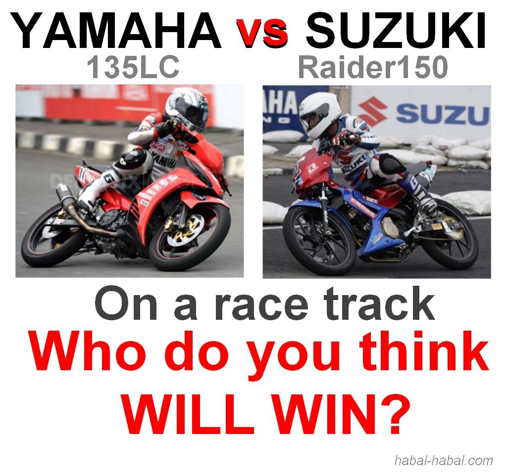 Latest Suzuki Raider